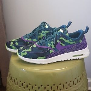 Nike Air Max Thea Camouflage